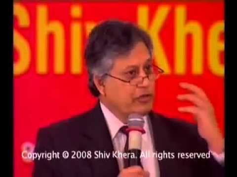 Shiv Khera   Motivational Speaker In India  Corporate Training India  Leadership Training India video