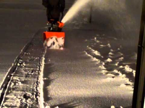 Ariens Snowblower in action and sneak peak at stlouissux9119 productions