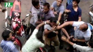 Clash between Shahjahan Khan and Bahauddin Nasim supporters
