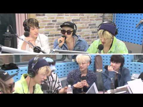 iKON(아이콘) 바비,B I 댄스 [SBS 이국주의 영스트리트]