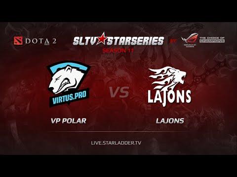 VPPolar vs Lajons SLTV Europe Season 11 Day 20