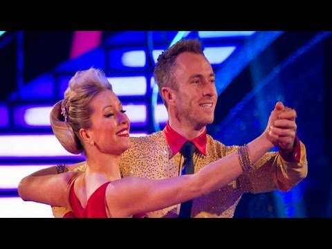 Denise Van Outen Jives/Quicksteps to 'Reet Petite' - Strictly Come Dancing 2012 - Week 10 - BBC One