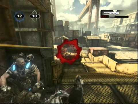 Gears of War 3 Adam Fenix Gameplay