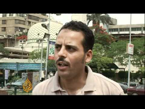 Egyptian candidate seeks election suspension
