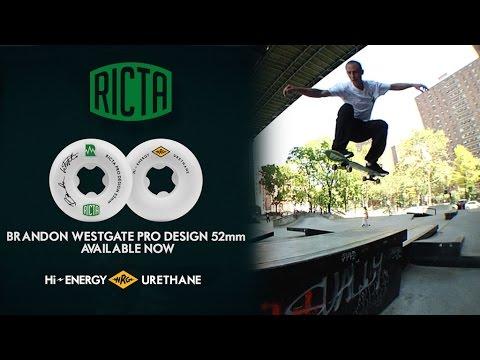 Brandon Westgate Pro NRG Ricta Wheels