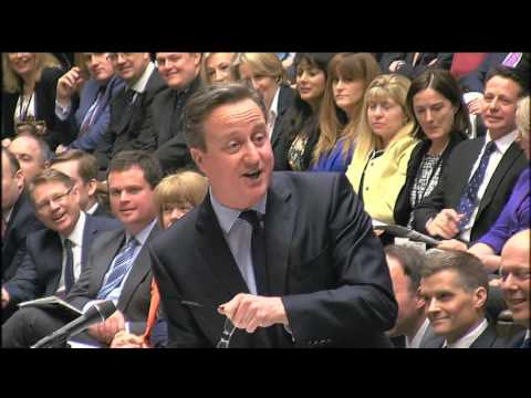 Prime Minister's Questions: 23 March 2016