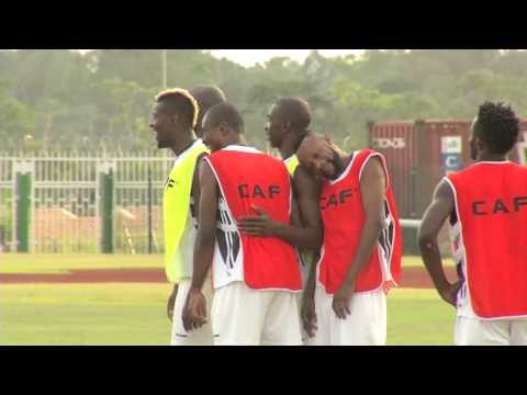 DR Congo - Training session (31/01) - Orange Africa Cup of Nations, EQUATORIAL GUINEA 2015