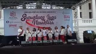 Download Lagu Tanase - Adisvara Choir  | Babak Final | Senandung Lagu Nusantara | RCI - 1 April 2018 Gratis STAFABAND
