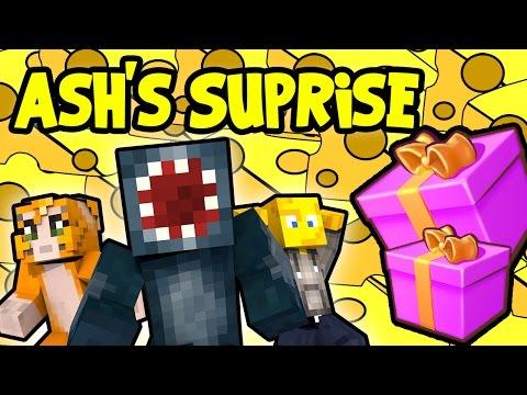 Minecraft - Crazy Craft 2.2 - Ash's Suprise! [45]