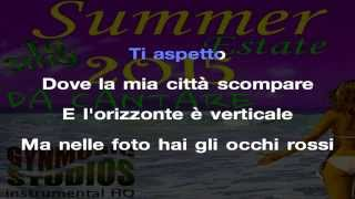 Buon Viaggio Cesare Cremonini (Share the Love) Karaoke Lirycs by Gynmusic Studios
