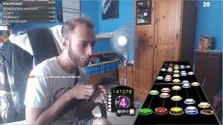 Professional Guitar Hero Player Faces His Demons