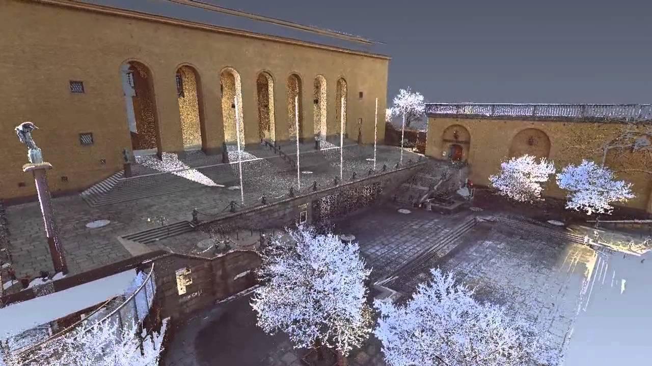 3d laser scanning architectural youtube for Architecture 3d laser scanner