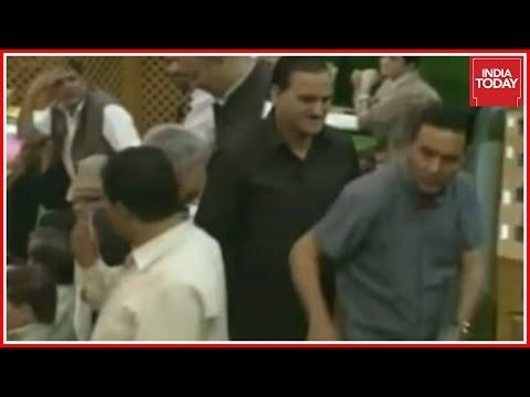 Congress MLAs Walk Out In Jammu & Kashmir Assembly