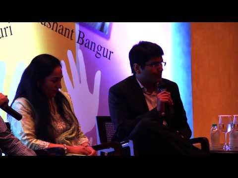 Millennium Mams present ' Young Mind Speaks' : Shashwat Goenka