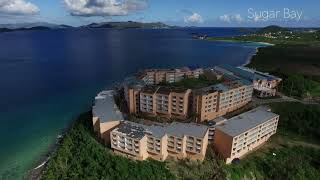 St Thomas-St John Resorts damaged by IRMARIA