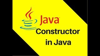 Constructor in Java Theory