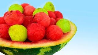 5 Crazy Tricks With Watermelon