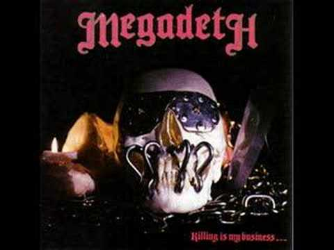 Megadeth - Mechanix