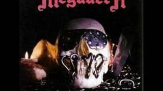 Watch Megadeth Mechanix video