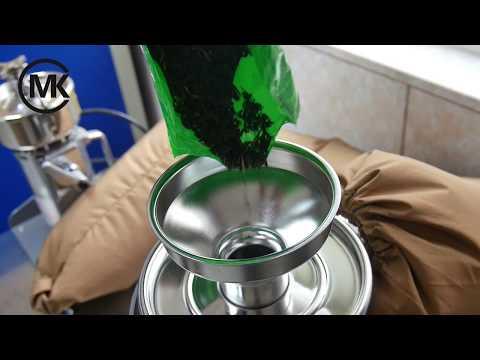 茶葉磨粉-小型氣流式微粉機