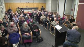 Poetry at the Albany Library featuring Richard Silberg and Murray Silverstein, December 13, 2016
