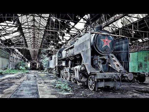 13 Creepiest Abandonned Soviet Era Places