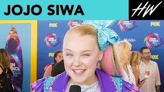 JoJo Siwa Talks Nick Cannon And Lip Sync Battle Shorties | Hollywire