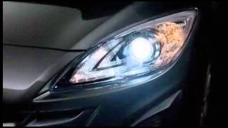 2011 mazda 3 sedan commercial