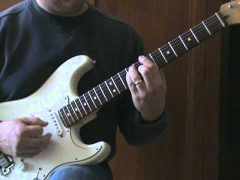 Rock 'N Me/Steve Miller Band (tutorial) - cover by Tonedr
