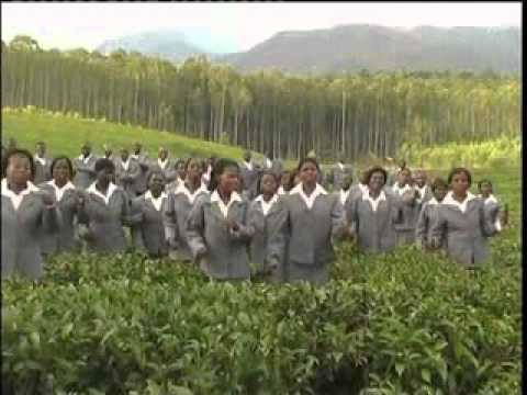 Malawi Catholic Music-st Montfort Ci Parish Choir-kukonda Maria.flv video