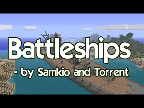 Plugin Showcase - Battleships! (Zeeslag)