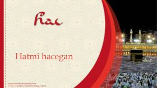 Hatmi Hacegan - Sorularla İslamiyet