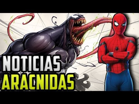 ¡Película de Venom confirmada para 2018!