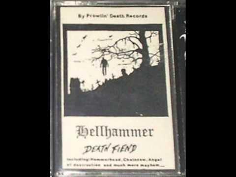 Hellhammer - Death Fiend