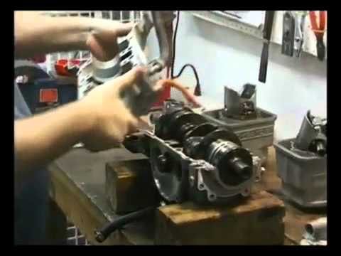 Deep Inside Your Rotax 2 Cycle Engine Video by HomebuiltHELP