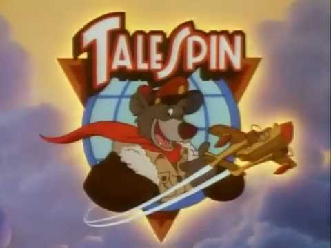 TaleSpin is listed (or ranked) 47 on the list The Best TV Theme Songs of All Time