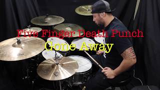 FFDP- GONE AWAY (DRUM COVER- BY KYLE COE)