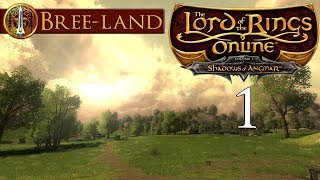 Let's Play LOTRO #1: In A Hole In The Ground, There Lived A Hobbit...