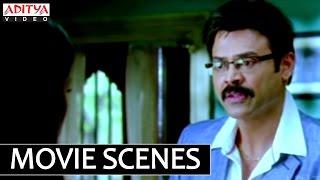 Bodyguard - Bodyguard Telugu Movie Climax Sentiment Scene Trisha, Venkatesh