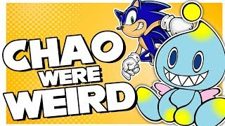 The Chao Garden Was Weird (Sonic's Virtual Pet) | Billiam