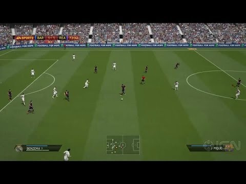 FIFA 14 - PS3 vs PS4 Comparison