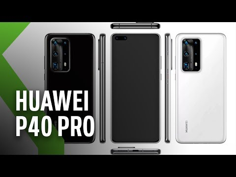 HUAWEI P40 Pro asГ es el nuevo gama alta de Huawei segГn las filtraciones