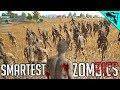 WORLD'S SMARTEST ZOMBIES - PUBG Zombies Gameplay Highlights (ft. Jackfrags & Levelcap Battlegrounds)