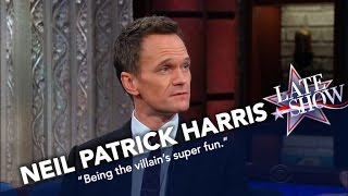 Neil Patrick Harris Can Make Anything Scary, Even Christmas