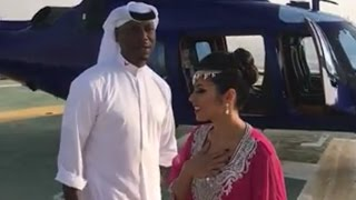 Tyrese & Wife Samantha Lee Gibson