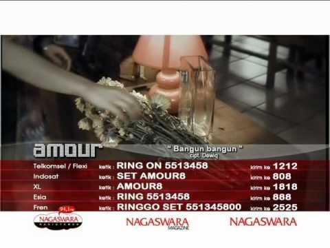 Amour - Bangun Bangun (Official Video)