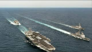 USEUCOM Plans to Increase Presence Of Carrier Strike Group to Counter Russia