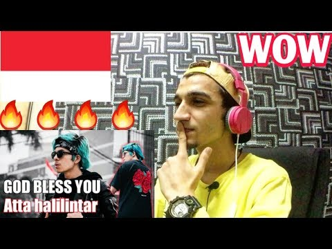 *REACTION* GOD BLESS YOU - ATTA HALILINTAR ft. ELECTROOBY (Music Video)