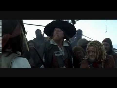 Best of Barbossa - The Curse of the Black Pearl