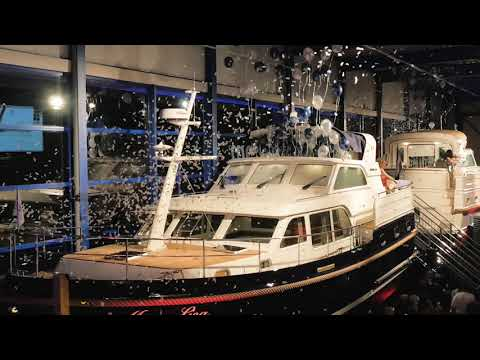 Linssen Yachts  Celebrating 70 years  party 2018